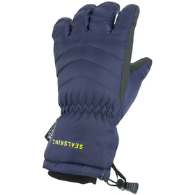 Sealskinz Waterproof Extreme Cold Weather Down Gloves navy blue/black